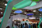 Anderthalb Hallen füllte die electrical energy storage in diesem Jahr. Aber auch in den Hallen der Intersolar präsentierten Aussteller viele neue Produkte rund um Batteriespeicher. Foto: Jürgen Haar