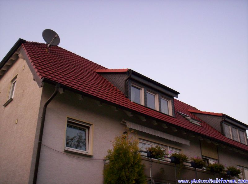 Bekannt Kosten für Gerüst und Netzanschluss sind wieviel ??• Photovoltaikforum VM01